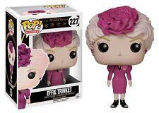 Funko Pop THE HUNGER GAMES Effie Trinket #227 ** NEW in Box