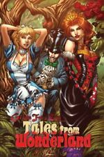 Tales from Wonderland Volume 1 by Raven Gregory and Joe Brusha (Paperback)