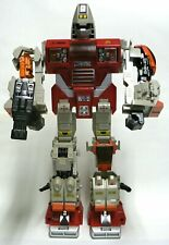 "1984 BANDAI BATTLE ARMOR 5 ROBOT, 13"" tall, Perfect Condition, GoBot Guardian"