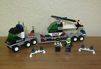 Lego 6328 City Police Helicopter Transport Hélicoptère complet de 1998 - C4