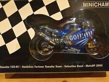 Valentino Rossi Minichamps 1/12 Yamaha YZR-M1 2004 122 043046