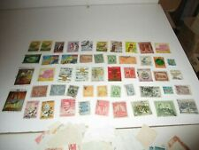 Postage Stamps: Columbia,  used, unsorted
