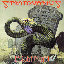 Fright Night by Stratovarius (CD, Jun-1994, Sony/Columbia) POWER METAL