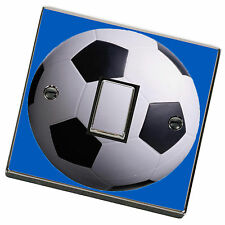 Football Blue Background Light Switch Cover,Skin,Sticker.Decal Any Room