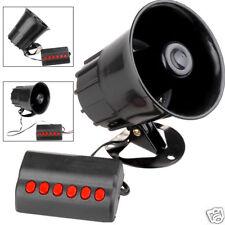 Loud SIRENA 12V CON 6 DIVERSI TONI & Control Box