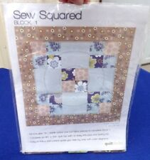 Quilt Magic No Sew Wall Hanging #619 Nine Patch