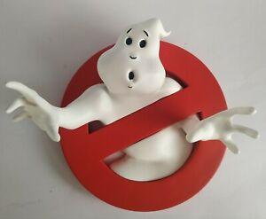 Logo Cazafantasmas 3D (Ghostbusters) 15cm