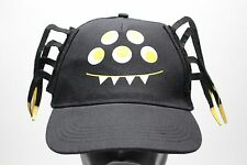 SPIDER - NOVELTY - HALLOWEEN - HALLMARK - ADULT SIZE SNAPBACK BALL CAP HAT!