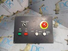 Fanuc A05B-2012-C013 Emergency Stop Option Panel