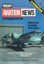 AVIATION NEWS V14 N4 CAF CP-121 TRACKER_DUTCH MLD P-3C ORION_ST. ATHAN_RAF DH.9A