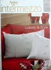 Anchor intermezzo Stickvorlage edition Luxury & Style