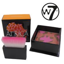 Polvo Facial W7 África Multi Bronceado Con Pincel 8g