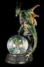 Dragon Figurine - Protection Everlasting - Fantaisie Dragon Gothique Figurine