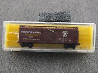 Atlas N Scale 3422 40' Box Car Pennsylvania