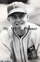 Vintage Photo 75 - Pittsburgh Pirates - Bud Stewart