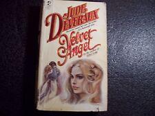 VELVET ANGEL BY JUDE DEVERAUX (1983, PAPERBACK)
