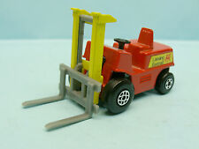 CH15/148 MATCHBOX / SERIE 75 / SUPERFAST / 15 FORK LIFT 1/64
