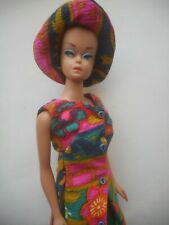 Ooak Bermuda Holiday inspired fashion set custom vtg bright floral