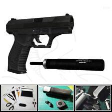 1/1 Scale P99 Pistol Gun 3D Paper Model Puzzle 007 Firearm DIY Toy Cosplay Gift