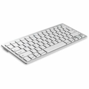 Multi-Lingual Universal Wireless Bluetooth Keyboard Ultra Slim for Apple Android