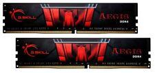 16GB G.Skill DDR4 Aegis 2400MH4z PC4-19200 CL17 Dual Channel Memory Kit (2x8GB)