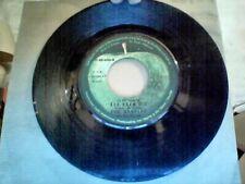 "The Beatles Get back Don't let me down juke box 45 rpm 7"" Apple"