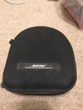 Bose QC-2 Quiet Comfort Acoustic Noise Cancelling Headphones + Case & Cable(390)