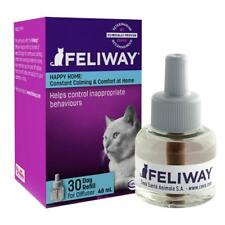 FELIWAY Classic 30 day Refill for Cats, Helps Solve Behavioural Issues-NEW 48ml