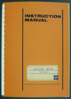 NATIONAL PANASONIC VP-7702B Original Distortion Meter Service-Manual/Diagram