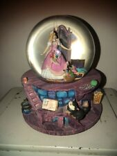 """Disney Cinderella """"A Dream Is A Wish Your Heart Makes """" musical Snow globe"""