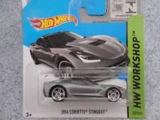 Hot Wheels 2014 #207/250 2014 CORVETTE STINGRAY gray