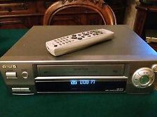 Videoregistratore Aiwa GX910 per videocassetta vhs perfetto con telecomando