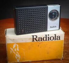 2 x Radio Design in miniatura TELEFUNKEN /'Ketty/' /& RADIOLA RA248 /'Le Corbusier/'