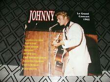 johnny hallyday 25 cm lp 33 tours titre le grand concert 1962 scélée