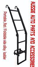 Portable Ladder Folding Ladder Roof Rack Ladder; Heavy Duty Fits most Roof Racks