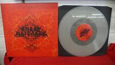 ANAAL NATHRAKH Eschaton LP Clear Vinyl UK Back On Black Records Metal Grindcore