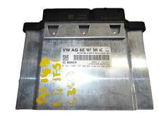 *AUDI A3 MK3 8V 1.4 TFSI 2014-ON ENGINE CONTROL UNIT ECU 04E907309AC - CZCA