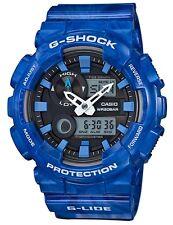 Casio G-Shock *GAX100MA-2A G-Lide Anadigi Glossy Marble Blue Gshock COD PayPal