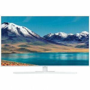 "Samsung UE43TU8510U 43"" 2160p 4K UHD HDR Smart TV Television in White"