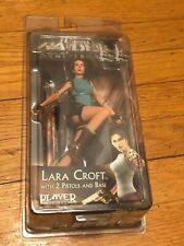 """Neca Tomb Raider Anniversary 7"""" Lara Croft Action Figure RARE"""
