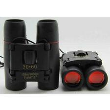 30X60 Binocular Nachtsicht Fernglas Zoom Fernrohr Feldstecher Klappbar Camping