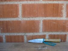 "Vintage 3"" Blade Carbon Steel Paring Knife with Bone Handle USA"