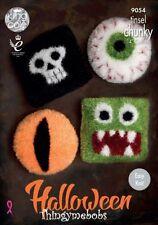 Halloween Toys Crocheting & Knitting Patterns