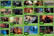 Topps Star Wars Card Trader JOURNEY TO RISE OF SKYWALKER [19 CARD GREEN SET]