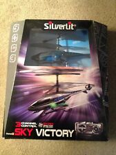silverlit helicopter