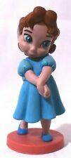 Disney ANIMATORS Collection WENDY Figure Figurine Cake Topper Peter Pan NEW