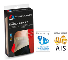 Thermoskin Thermal Lumbar Support With Internal Stays for Extra Support Large 91