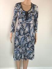 Mei Mei Womens Casual Stretch  Dress Party Size 12