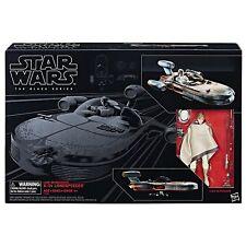 Star Wars Black Series 6-inch Luke Skywalker's X-34 Landspeeder -New in Box 2017