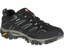Original Merrell Moab 2 Gore-Tex GTX Shoes Men's - Black J06037 Waterproof